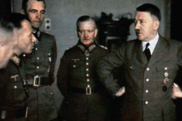 Hoisinger with Hitler.jpg